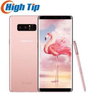 Samsung Unlocked Original Galaxy Note8 Note 8 N950U N950F LTE Cell phone Octa Core 6.3