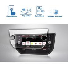 LFOTPP para Ibiza 8 pulgadas 2017 de 2018 de 2019 GPS para coche pantalla de navegación Protector de pantalla de vidrio templado accesorios de Interior de coche