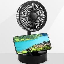 Fan Handheld Creative Mini Portable New Ce Telescopic-Fan Usb-Charging Folding Desktop