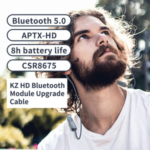 Image 5 - Kz aptx hd csr8675 bluetooth5.0 módulo sem fio fone de ouvido cabo atualização aplica fone de ouvido original as10 zst es4 zsn pro zs10 as16