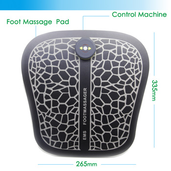 Heyfitae EMS Foot Massager  2