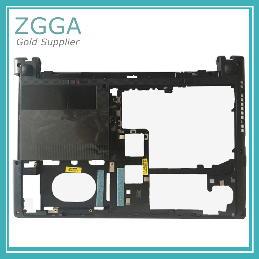 Original New For <font><b>Lenovo</b></font> Thinkpad <font><b>G400S</b></font> G405S 14 inch Laptop Bottom Cover Base Shell Lower <font><b>Case</b></font> Touch AP0YC000C30 image