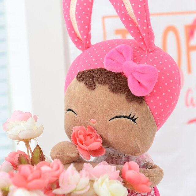 Beautiful Brown Girl in Rabbit Ears 2