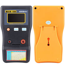 MESR-100 ESR Capacitance Meter Ohm Professional Measuring Resistance Capacitor Tester Meters Circuit Tester current clamp(China)