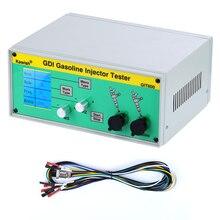 ล่าสุด GIT600 GDI/FSI gasoline Injector Tester เบนซินหัวฉีดเครื่องทดสอบหัวฉีด Tester เบนซิน Direct Injection Tester