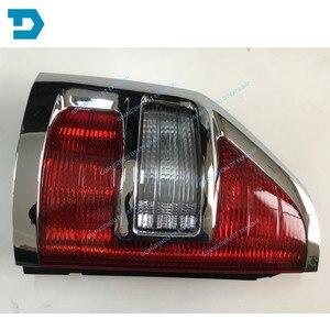 Image 5 - 2001 2007 חניה מנורת עבור פאג רו V73 זנב מנורת עבור מונטרו הפיכת אות מנורת לשוגון V75 V77 עמילות אזהרת אורות