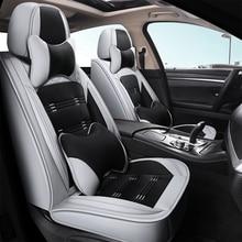 Cubierta de asiento de coche completo para Citroen C4 C3 C5 triunfo C2 C6 DS4 DS5 DS6 C4L Picasso C4 aircross Cactus C-CROSSER C-XR accesorios de coche