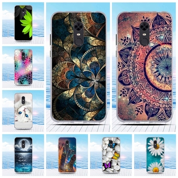 Soft Phone Case for Xiaomi Redmi 5 Plus Cover Phone Cases Soft Silicone TPU Case for Xiaomi Redmi Note 5 Global Cover Fundas Bag image