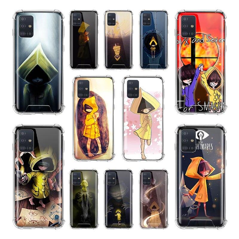 coque iphone 8 little nightmares