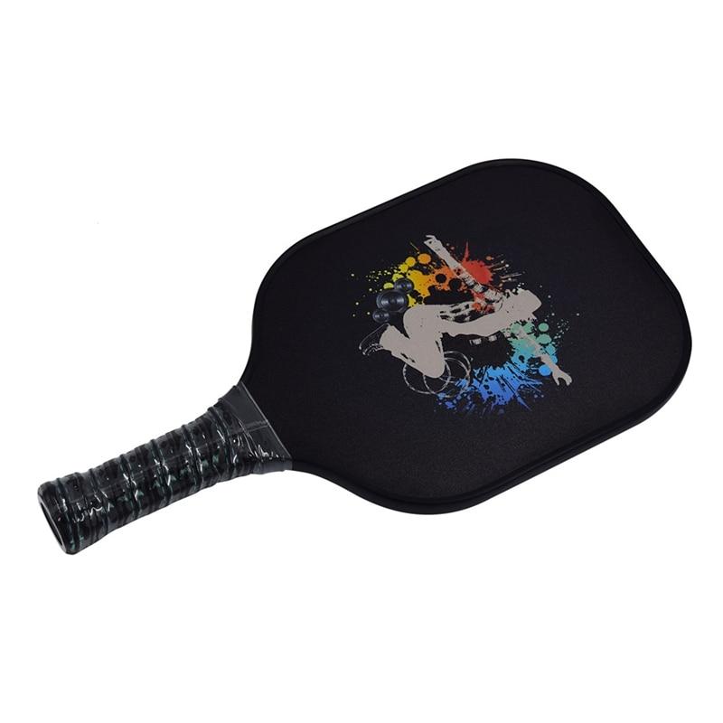 Bola paddle conjunto de 2 grafite bola