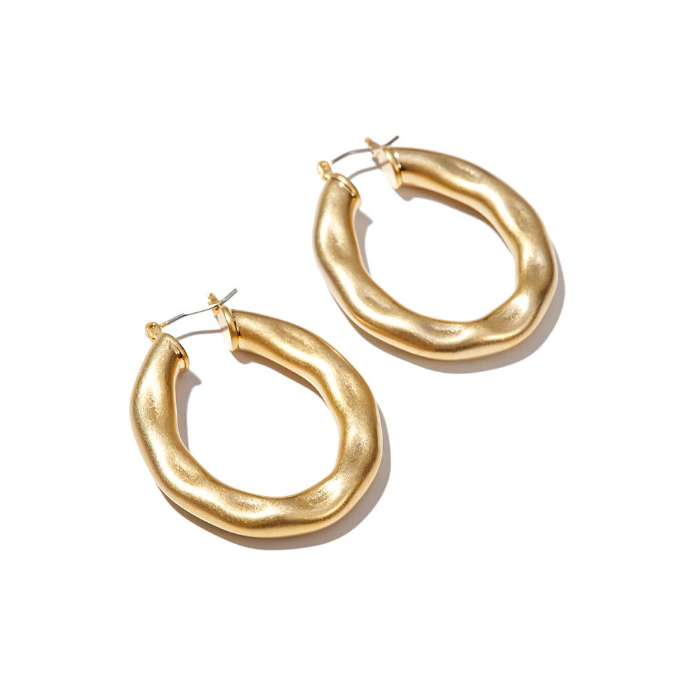 Jewelry Hoop Earrings Exclaim for womens 034MG2474E Jewellery Womens Earrings Jewelry Accessories Bijouterie fringe tassel hoop drop earrings