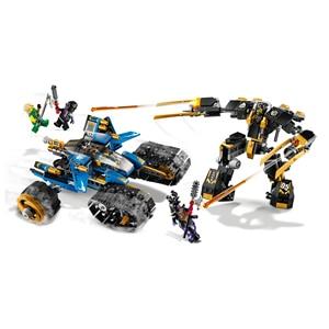 Image 1 - 2020 Ниндзяго the jungle raider Golden Mech Thunder Raider фигурки модель строительные блоки Совместимые с ниндзя Подарочные игрушки