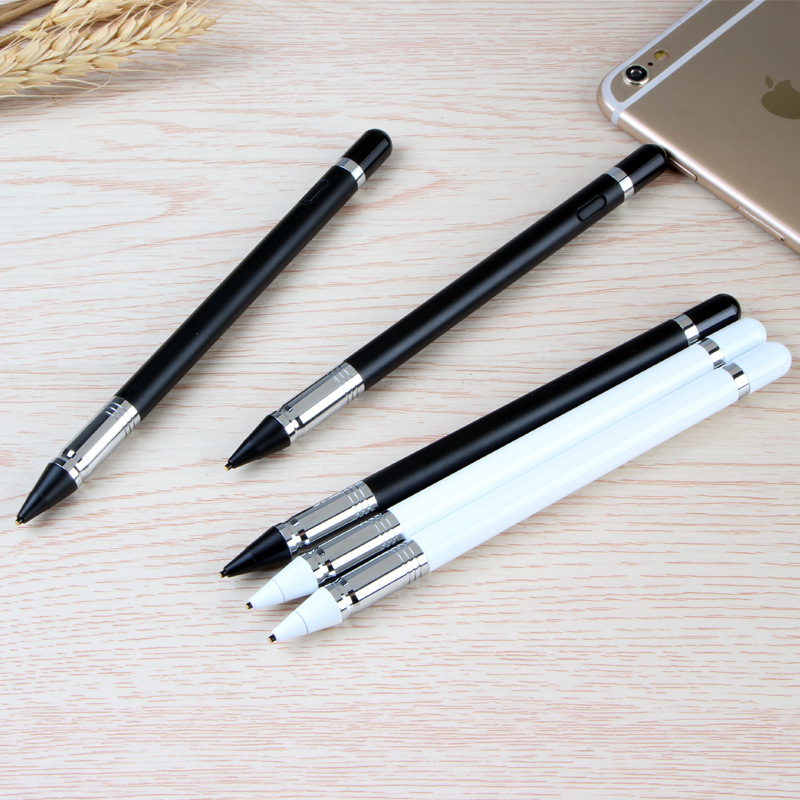 Capacitive Pen Stylus Graffiti Painting Mobile Phone / Ipad Handwriting Touch Screen Pen 1pcs