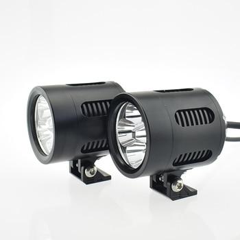 motorcycle work light LED 12V 35W driving lights Off Road Vehicle fog spot lights super bright spotlight waterproof head lamp