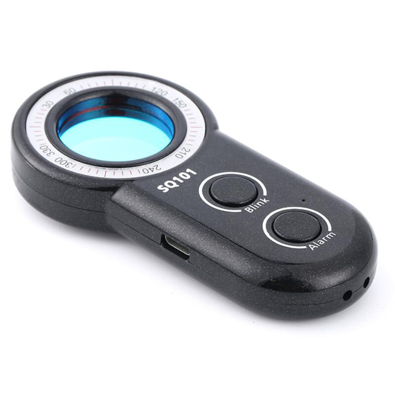 Anti Candid Camera Detector Multi-function Detector Camera Audio Bug Finder Signal Lens RF Tracker Detect Wireless Dropshipping
