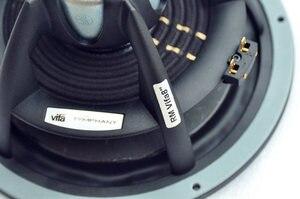 Image 3 - 1PCS Original Vifa NE225W 08 8 Midrange Speaker Driver Unit Neodymium Casting Aluminum Frame Wood Pulp Cone 8ohm/160W