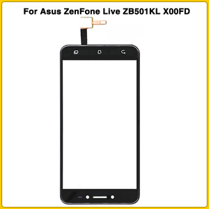 "Image 2 - חדש מסך מגע עבור Asus ZenFone לחיות ZB501KL X00FD A007 5.0 ""מגע מסך פנל Digitizer חיישן חיצוני זכוכית עדשה"