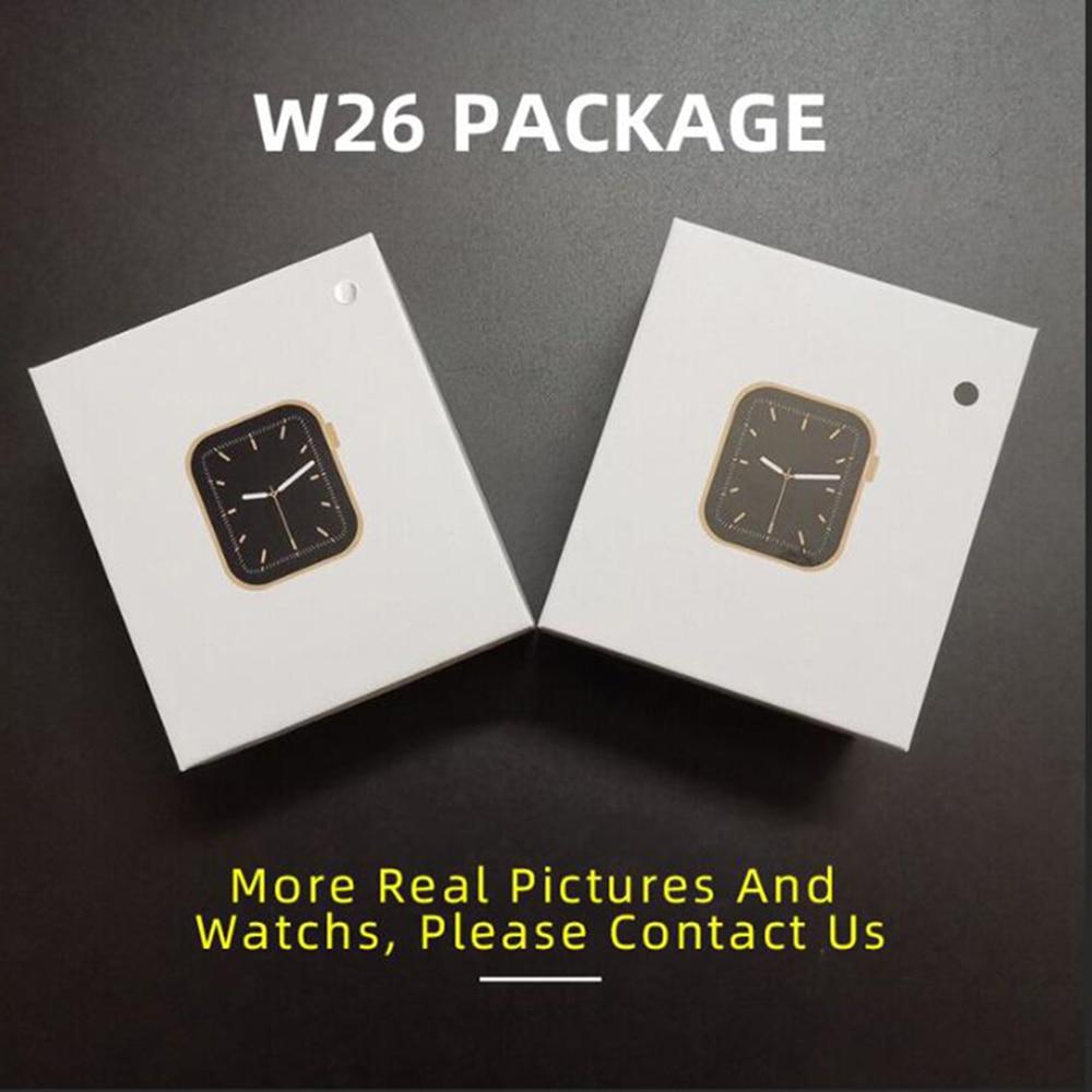 H161905b7d40946dfbc61155831581bbbL Zurexa Iwo W26 Smart Watch Men Women Buletooth Call Sports 40mm 44mm Iwo 12 Smartwatch Men Ip68 Waterproof Smart Clock For Ios