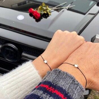 bracelet amitié pour 3