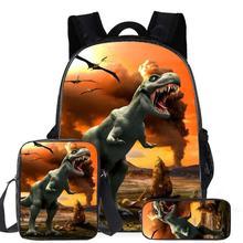 mochila infantil childrenbaby school bags new cute children's backpack school bag backpack children dinosaur student bags travel