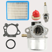 "Carburetor Kit For Briggs&Stratton 6150 4-7 HP 650 Serie Troy Bilt 6.5HP Artisan Craftsman 625 Mower 22"" Weeder Bailitong 650"