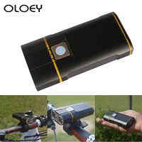 USB Rechargeable New Bike Light 800LM Flashlight Bicycle Front Safety Lights LED+Mount Holder Cycle Accessories Waterproof Lamp