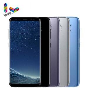 Snapdragon 835 Samsung Galaxy S8 плюс S8 + разблокированный мобильный телефон 6,2