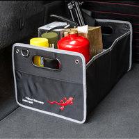 Car Trunk Organizer Box Storage Stowing Tidying Accessories Container For Audi A3 A4 A1 B8 B6 B7 A5 A6 A7 A8 C5 C6 C7 Q3 Q5 Q7