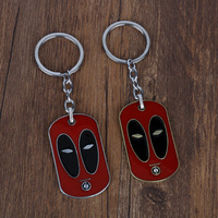 Deadpool Keychains Collection (9 Designs) 6
