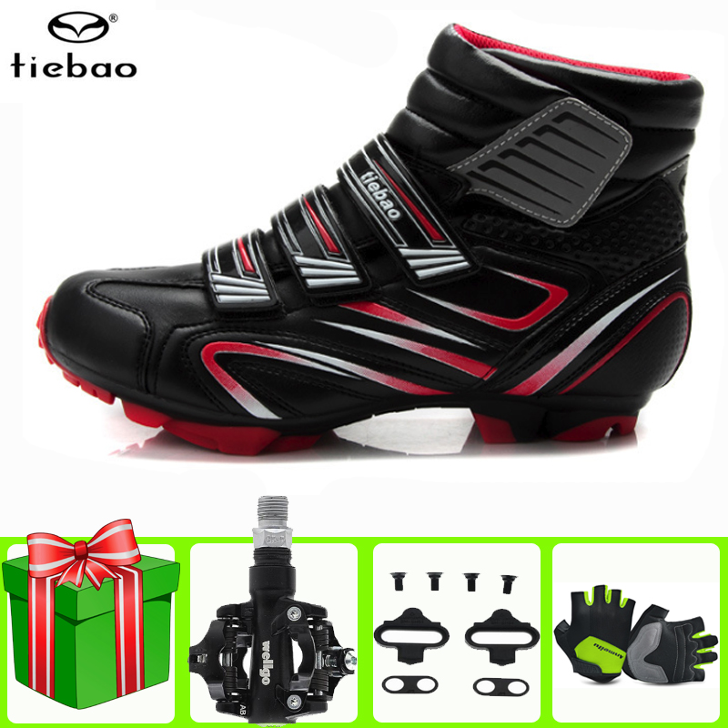Men MTB Cycling Shoes Bike Pro Race Bicycle Sneakers SPD Lock Professional Boot