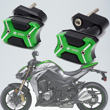 цена на Z 1000 2015 2016 Protection Motorcycle Frame Sliders Crash Pad Cover Falling Protector Guard For Kawasaki Z1000 z1000 2015-2016