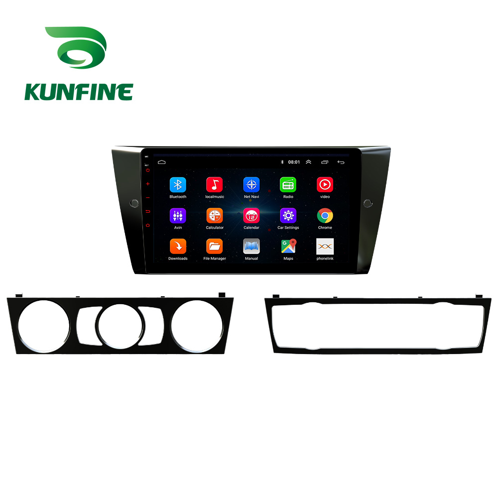 Octa Core Android 10.0 Car DVD <font><b>GPS</b></font> Navigation Player Deckless Car Stereo for BMW <font><b>E90</b></font> E91 E92 E93 Headunit Radio image