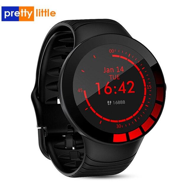 E3 relógio inteligente homem à prova dip68 água ip68 previsão do tempo smartwatch esportes relógio freqüência cardíaca pressão arterial de oxigênio no sangue saúde rastreador