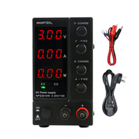 NPS3010W 30V10A Mini LED Digital Display Adjustable Switching DC Laboratory Power Supply Regulated Power For Phone Repair