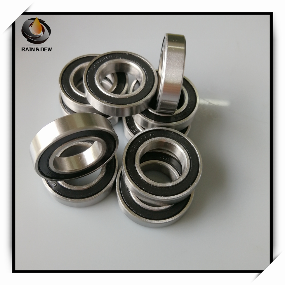 10Pcs 6903-2RS Bicycle Bearing ABEC-7 17x30x7 Mm Thin Section 6903 2RS Ball Bearings 6903RS 61903 RS