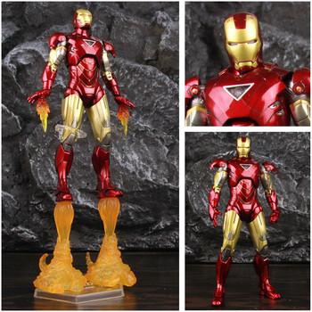 2021 Marvel klasyczny Iron Man MK6 Mark VI 7 #8222 film figurka Mark 6 Avengers Tony Stark Legends oryginalny ZD zabawki lalki Model tanie i dobre opinie Disney 12 + y CN (pochodzenie) Unisex 7inchs Wyroby gotowe Zachodnia animacja Produkty na stanie Film i telewizja Gotowy żołnierzyk
