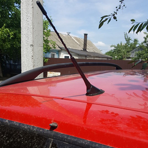 Универсальная автомобильная мачта для крыши, стерео радио FM/AM, антенна с усилением сигнала для Skoda Nissan Citroen Hyundai Subaru Volvo mg