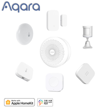 Aqara Smart Home kit sensore di temperatura di movimento Wireless Switch Gateway funziona con Xiaomi Mijia Apple Homekit