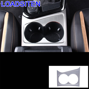 Car Styling Modified Automobile Auto Control System Cup Panel Interior Mouldings Accessory Decoration 19 FOR Volkswagen Tayron