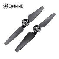 Original eachine ex4 2 pçs hélice adereços lâminas conjunto de liberação rápida dobrável rc drone quadcopter peças reposição