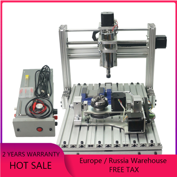 DIY mini cnc router 3020 PCB milling machine 400W cnc engraving machine with drilling curing kits desktop cnc machine 3040z usb mach3 control pcb milling machine drilling router with handwheel