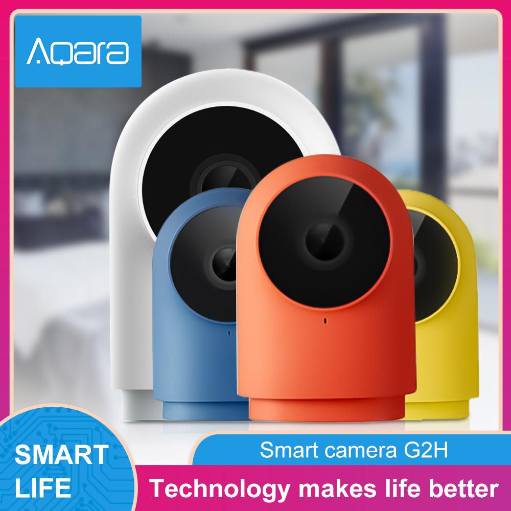 Aqara G2H Smart Camera 1080P HD Gateway HUB Edition Night Vision Mobile IP Zigbee wifi Camere For Xiaomi apple homekit