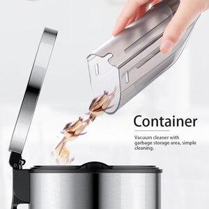 Image 4 - Aspirador de pó portátil sem fio para carro, saco de limpeza, super sucção, limpeza molhada/seca, acessórios para lavagem de carro