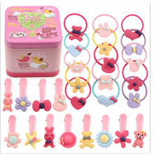 30Pcs Girl Animal Hairpin Headwear Kid Barrettes Hair Clips Snap Clip Charming Children Girls Cartoon Hairbands Headwears 6pcs lot fashion girl animal hairpin headwear kid s barrettes hair clips jewelry snap clips children hair accessories