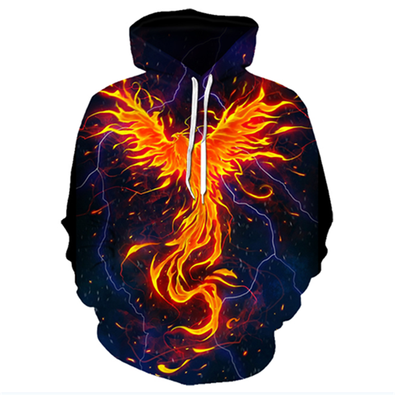 3D Printed Abstract Hoodies Men&Women 47