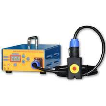 Herramienta de reparación de abolladuras de coche, calentador de inducción de 1000W, 110V/220V, máquina de reparación de abolladuras, herramientas de calentador de eliminación de carrocería sin pintura