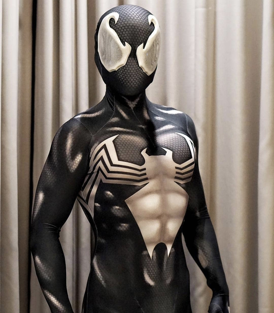Anime Symbiote Lycra Spandex 3D Print Halloween Costume Cosplay Bodysuit Superhero Costume Zentai Swimming Suit