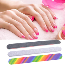 6Pcs/Set Proffessional Nail Files Brush Set Manicura Decoration Nail Pedicura Set Tools Nail Y M03521 Tool Files Decoration F2U4