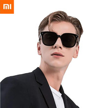 Xiaomi ANDZ Trend Sheet Sunglasses Luxury Sunglasses Unisex Eye Wear Frame Ladies Sun Glasses UV trendy anti uv fashion street snap unisex tea colored trendsetter sunglasses