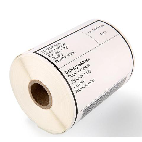 polegada labelwriter220 etiquetas impressora termica pelo